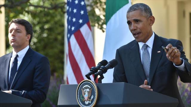 Obama reconoce avances del Ejército iraquí en Mosul ante Daesh
