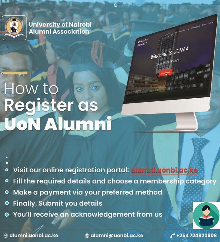 University Of Nairobi UoNBI Alumni Association – Details!