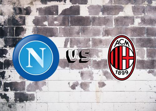 Napoli vs Milan  Resumen y Partido Completo