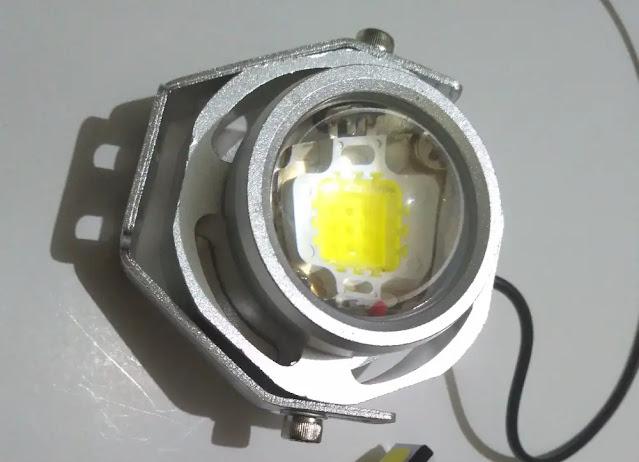 Inilah Cara Untuk Merawat Lampu LED Motor Beat