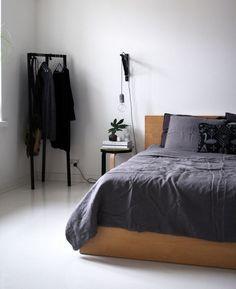 Dekorasi kamar Tidur Cowok Blank