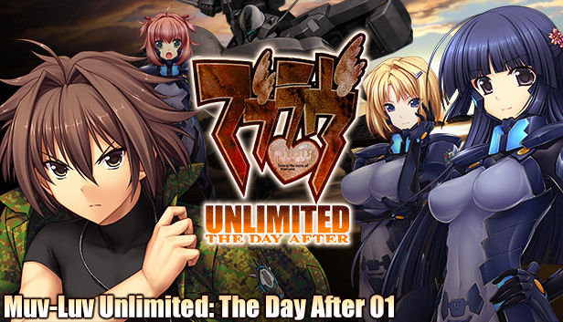 [TDA01] Muv-Luv Unlimited THE DAY AFTER Episode 01