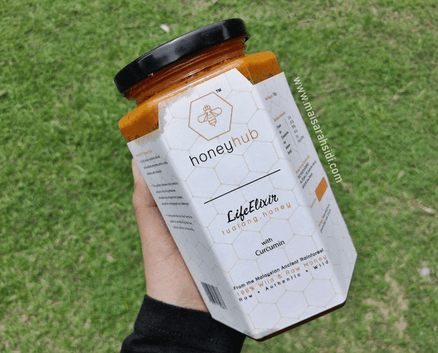 Honey Hub Life Elixir