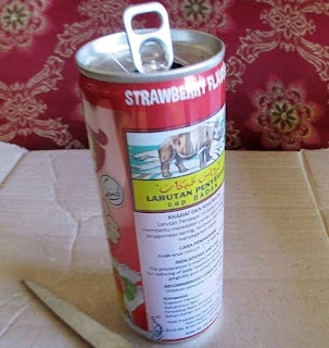 contoh kaleng minuman dari logam