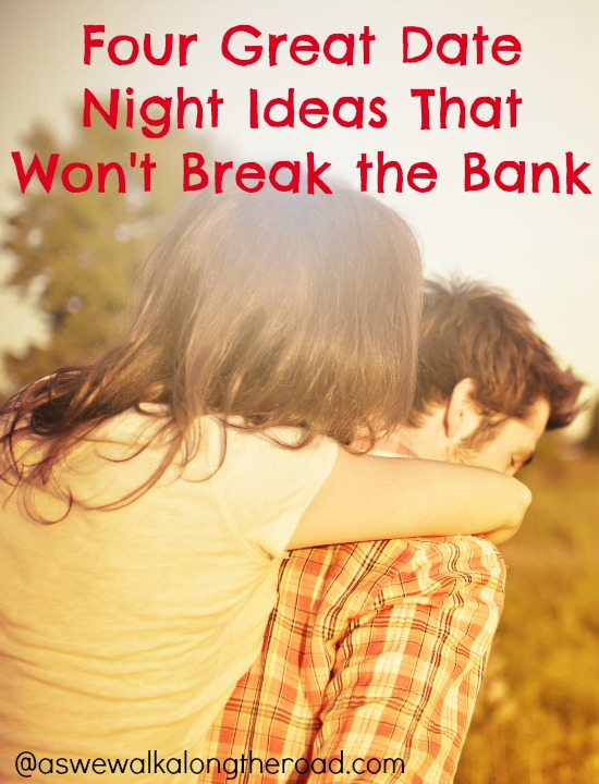 Ideas for frugal date nights