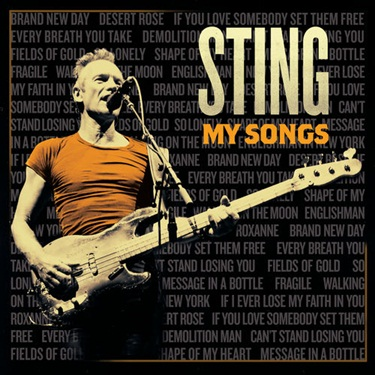 Sting – My Songs (2019) CD Completo