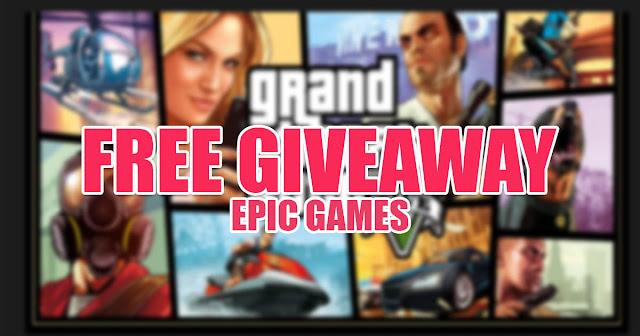 GTA V - Free giveaway