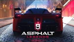 Game Asphalt 9