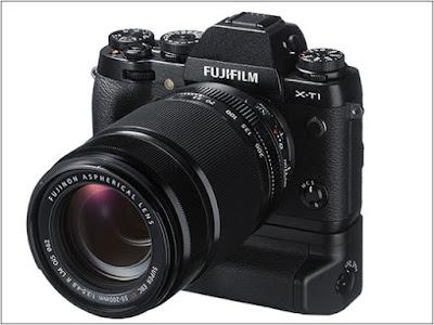 Fujifilm X-T1 Mirrorless Digital Camera Firmware Latest Driverをダウンロード