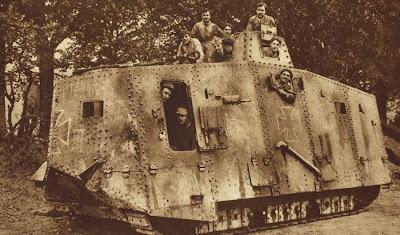 Wolrd War One Machines
