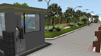 Jasa tukang taman dan desain taman 3D surabaya jasataman co id