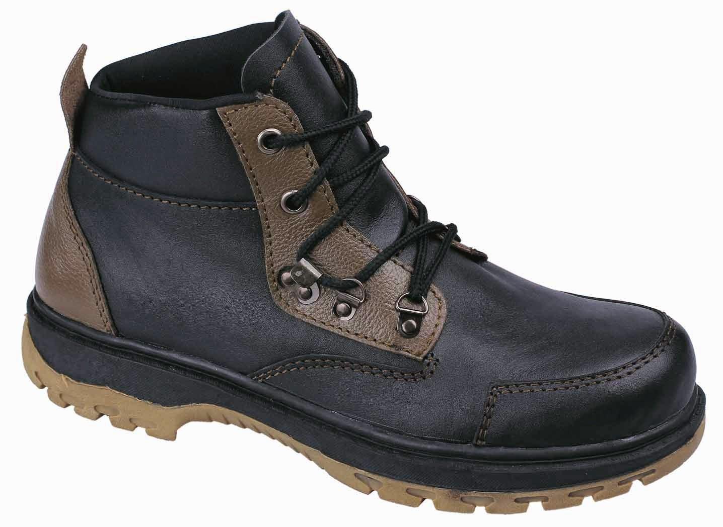 Jual sepatu safety murah, model sepatu safety trendy, sepatu safety cibaduyut murah, sepatu online model safety