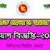 Otirikto Zilla and Daira Jorj er karjaloy job circular 2019 । notun niyog biggot bd । newbdjobs.com