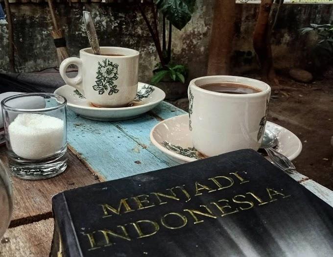 Bersahabat saja, Harga Kopi di Literacy Coffee mulai dari Rp.5.000,-