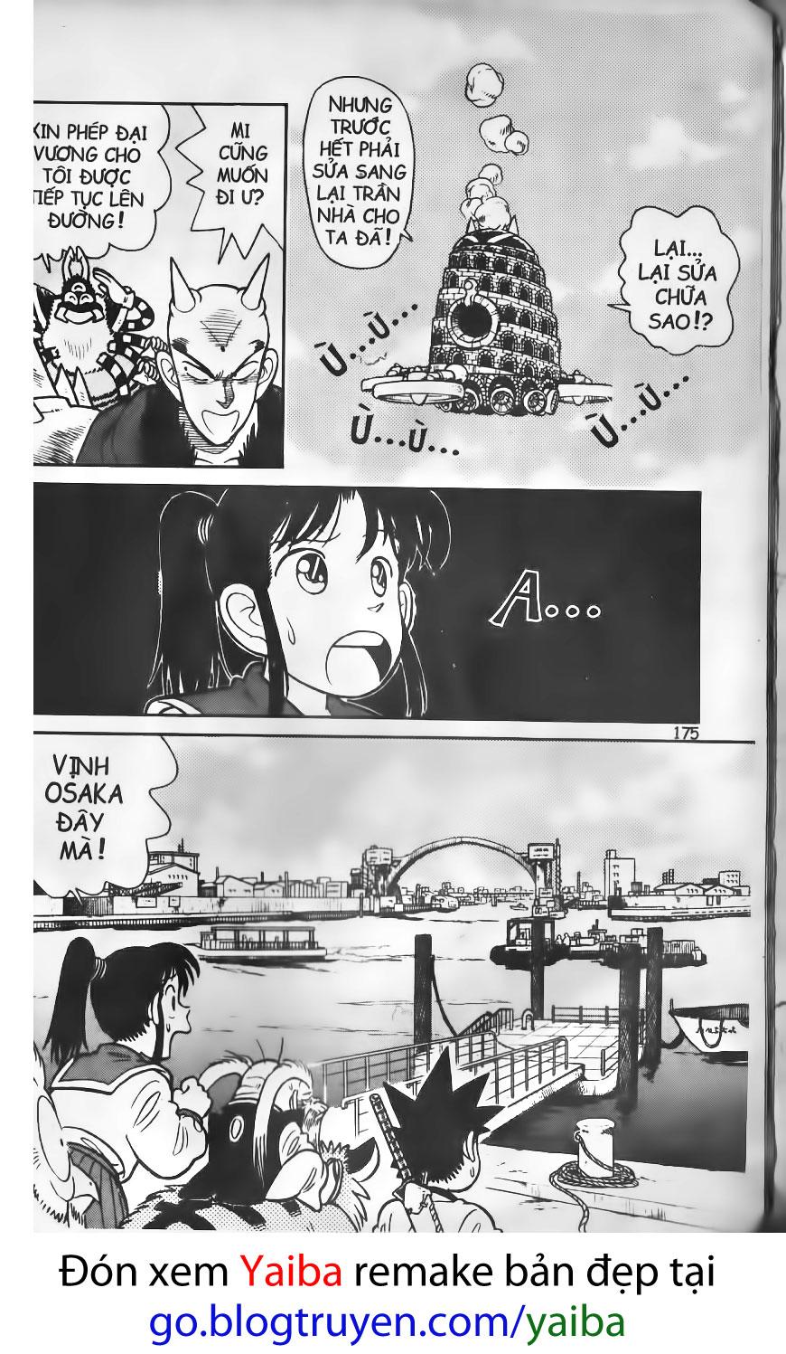 Yaiba chap 69 trang 10