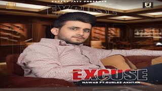 Excuse Lyrics in English – Nawab | Gurlez Akhtar