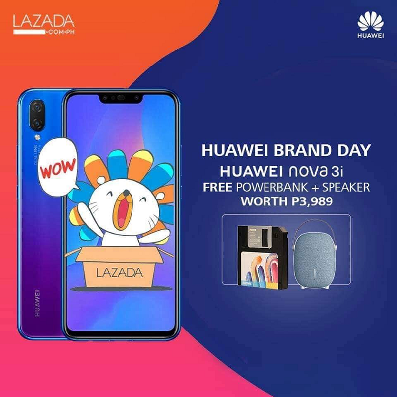 newest 76824 0b8ac Purchase Huawei smartphones on Lazada and get premium freebies!