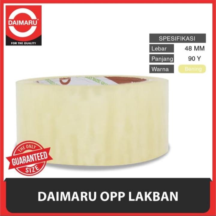 lakban Daimaru bening di Pekanbaru, jual lakban Daimaru bening di pekanbaru, lakban Daimaru bening murah di pekanbaru