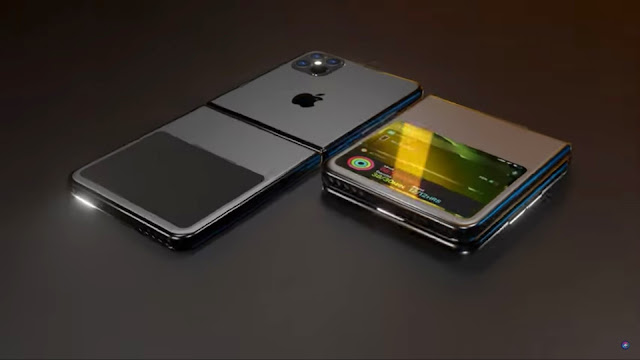 Apple's Foldable iPhone