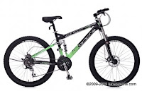Sepeda Gunung UNITED EXOTIC - Down Hill Series