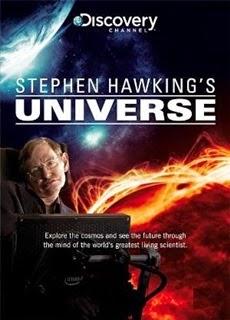 σειρά ντοκιμαντέρ με τον Stephen Hawking