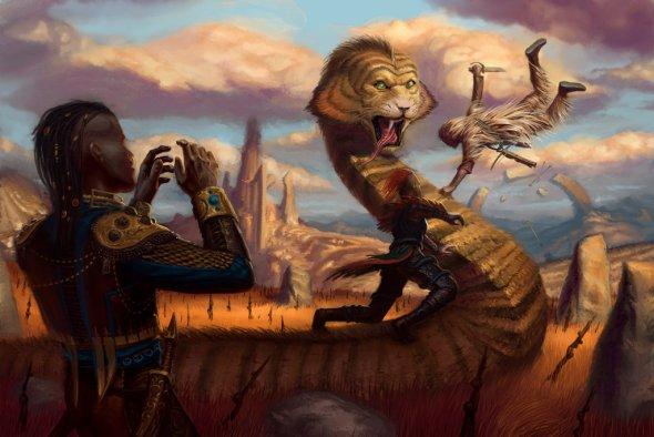 Joe Slucher deviantart ilustrações fantasia games terror
