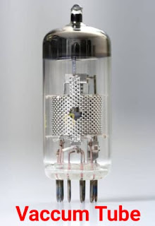 Computer 1st generation vaccum tube