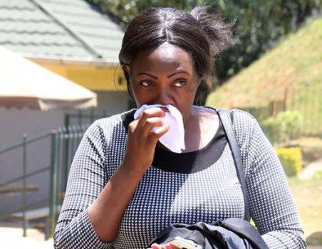 kenyan woman loses husband terrorist attack