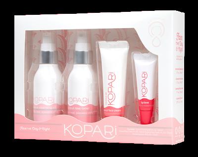 Face the Day & Night Kit Kopari Beauty Review