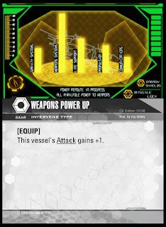 Intervene type: Weapons Power Up