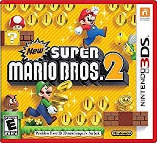 New Super Mario Bros 2 CIA 3ds