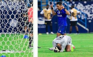 مباراة الاتحاد والهلال  بتاريخ 21-09-2019 الدوري السعودي