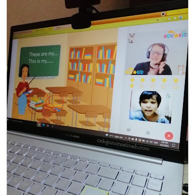 novakid, novakid malaysia, belajar bahasa inggeris online, english tuisyen, best novakid, review novakid malaysia, review novakid,