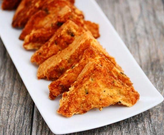 Shrimp Toast - 3