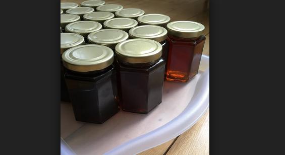 Πωλείται μέλι στην Λάρισα.