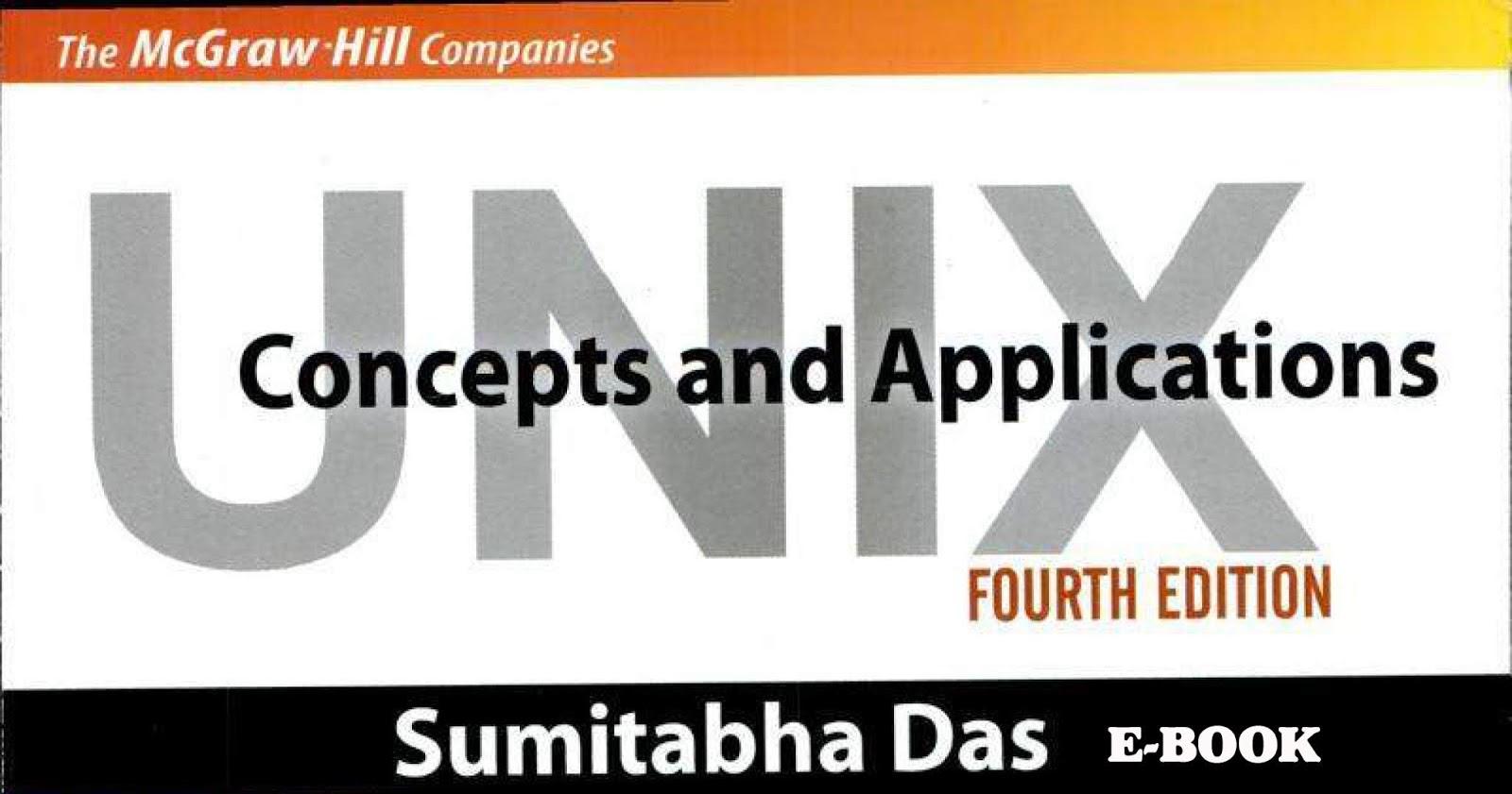 Unix By Sumitabha Das Pdf