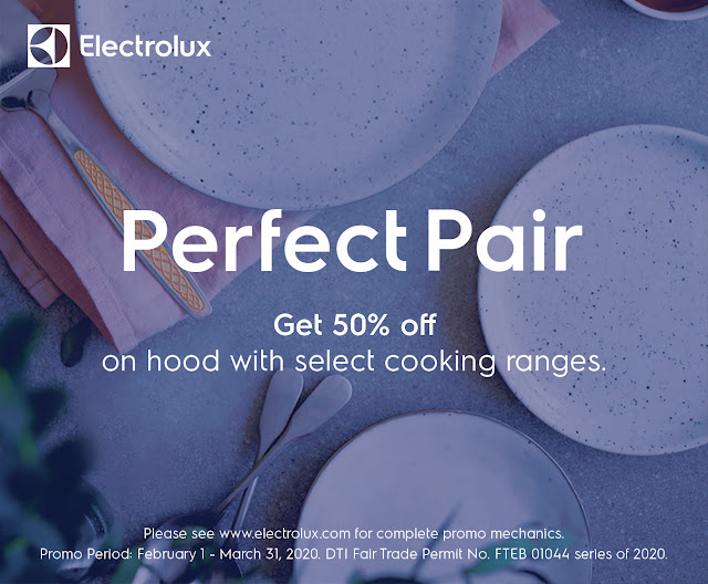 Electrolux Perfect Pairs Promo
