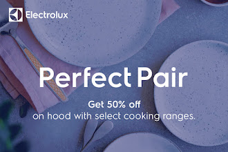 Grab the Best Matches for your Home with the Electrolux Perfect Pairs Promo
