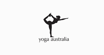 yoga Australia logo inspiration with top 10