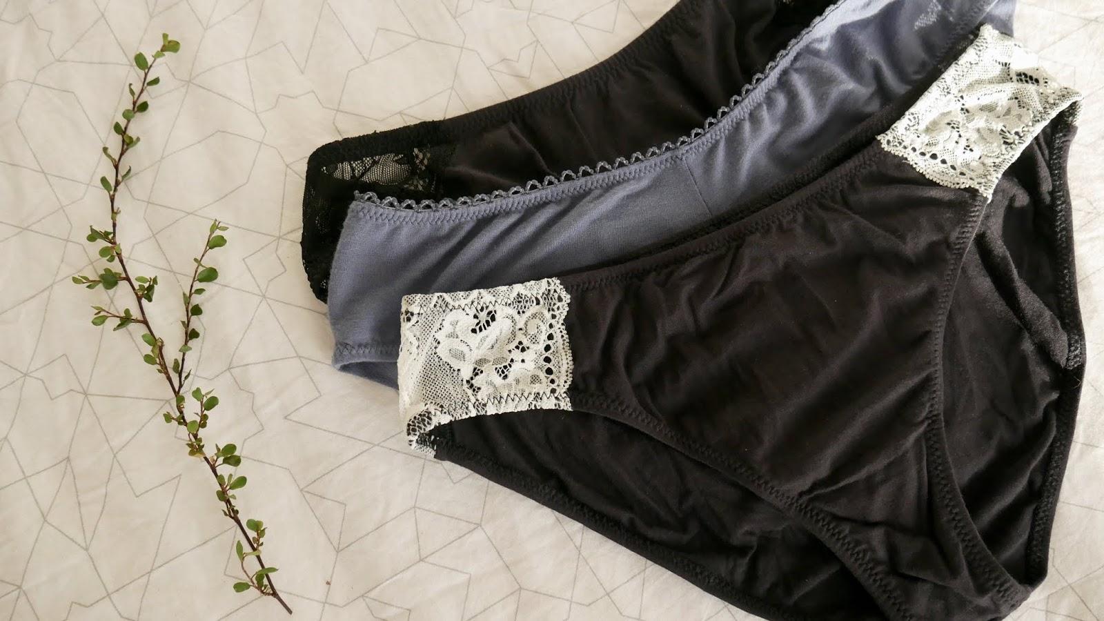 Culottes en fibre de pin bio Do You Green