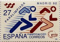 PARALIMPIADA MADRID 92
