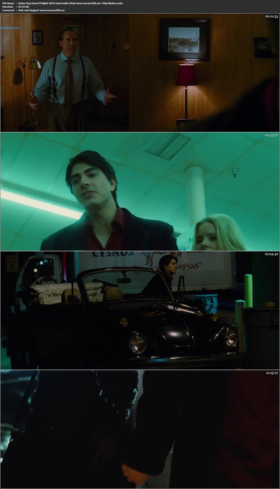 Dylan Dog Dead Of Night 2010 Dual Audio Hindi Eng BluRay 720p at movies500.me