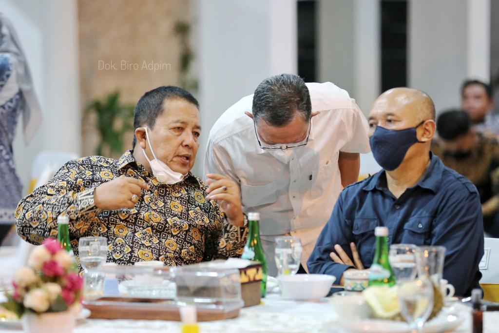 Menteri Koperasi dan UKM Dukung Penuh Program Gubernur Arinal dalam Mempercepat Pemulihan Ekonomi Nasional Akibat Pandemi Covid-19