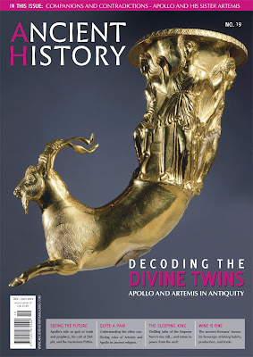 Ancient History Magazine 18, Dec-Jan 2018-2019