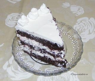 Tort Padurea Neagra retete culinare,