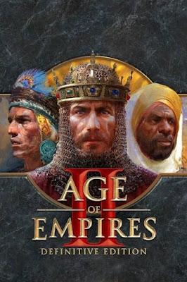 Capa do Age of Empires 2: Definitive Edition