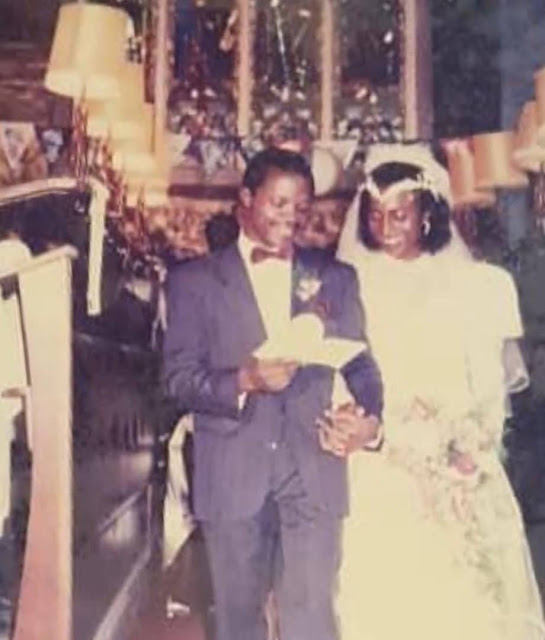Vice President Osinbajo And His Wife Celebrate 30th Wedding Anniversary