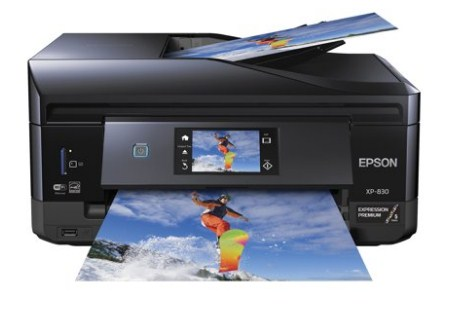 Epson Expression Premium XP-830 Driver Downloads