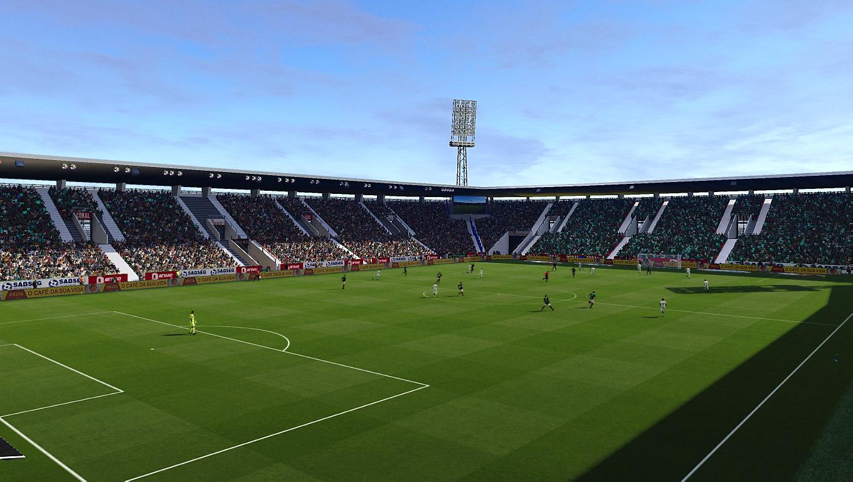 PES 2021 Estadio Dos Barreiros by Hobbit