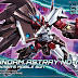 HGBD 1/144 Gundam Astray No Name - Release Info, Box art and Official Images